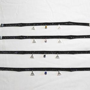 Jewelry - Harry Potter inspired choker set.